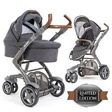 ABC Design 3-Tec - Kombi-Kinderwagen Set inkl. Babywanne - Style Edition Street