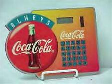 Coca Cola Mousepad w SOLAR Calculator z