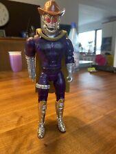 Bravestarr Thunder Stick Actionfigur Von Mattel Aus Den 80ern