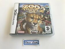 Zoo Tycoon 2 DS - Nintendo DS - PAL FR - Sans Notice