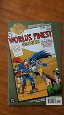Millennium Edition World's Finest Comic 71 DC High Grade Comic Book RM17-17