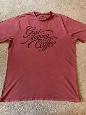 Lovely Mens Fat Face Loungewear T-shirt. Red. Large.