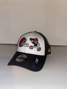 Youth Cleveland Browns New Era 9Twenty NFL Disney Mickey Mouse Hat Adjustable
