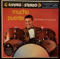 """Tito Puente """"Mucho Puente"""" Vinyl Record LP"""