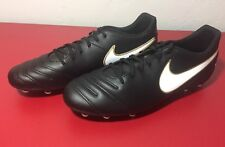 NIKE TEMPO RIO III FG [SIZE 13] 819233 010 SOCCER CLEATS