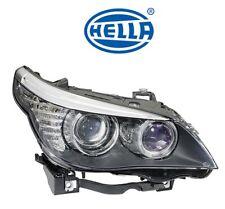 OEM Hella Passenger Right Halogen Headlight 009449061 for BMW E60 E61 5-Series