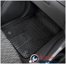 Rubber Floor mats Front Colorado RG Genuine 2012-2014 Single, Crew & space Cab