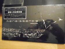 SEALED RARE OOP JAPAN Renaissance soundtrack CD BOX Plaid LFO Chris Clark score