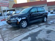 New listing 2017 Volkswagen Tiguan 2.0T S 4Motion Awd 4dr Suv