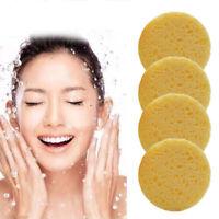 10/20/30Pcs Cellulose Facial Sponges Natural Facial Cleansing Exfoliator Sponge