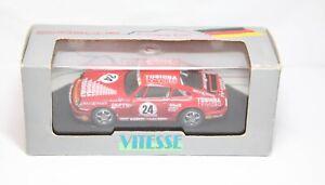 Vitesse Porsche 911 Carrera Cup Toshiba - Mint In Box