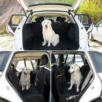 Pet Dog Car Rear Seat Stationwagon Boot Waterproof Protective Cover Sedan SUV