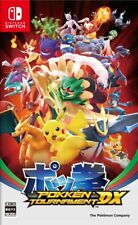 Nintendo Switch Game - Pokken Tournament DX (Japanese Version) with English