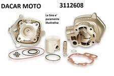 3112608 CILINDRO aluminio H2O MHR APRILIA MX 50 2T LC (MINARELLI AM 6) MALOSSI