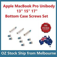 "Apple MacBook Pro 13"" 15"" 17"" A1278 A1286 A1297 Bottom Case Screws Kit"