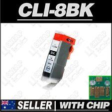 1x Black Ink for Canon CLI-8BK iP5200 iP5200R iP5300 iP6600D iP6700D PRO9000