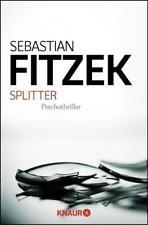 Splitter von Sebastian Fitzek (2010, Taschenbuch)