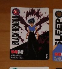 YUYU HAKUSHO CARDDASS CARD REG REGULAR CARTE 101 MADE IN JAPAN **