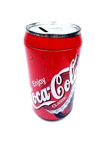 Large Coin Bank In Coca Cola Banks For Sale Ebay