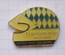 FRANZISKANER WEISSBIER / FAHRERHELM / LEOPOLD BAYERN ........ Bier-Pin (139h)