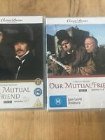 Our Mutual Friend DVD Charles Dickens BBC Drama Adaptation 1998 Region 2 UK New