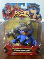 Playmates Toys ZAG Heroez Power Players BEARBARIAN Action Figure