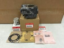 NEW GENUINE OEM HONDA 98 99 CR125R CR125 CR 125 CYLINDER W PISTON KIT & GASKETS
