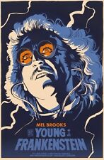 It's Alive Francesco Francavilla Mondo Sold Out Screen Print Young Frankenstein