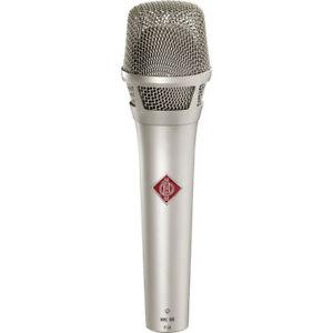 Neumann KMS 105 (Nickel) Supercardioid Condenser Microphone KMS105 Mic