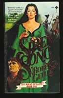 Complete Set - Lot of 4 Siren Song books by Roberta Gellis Winter Fire Silver