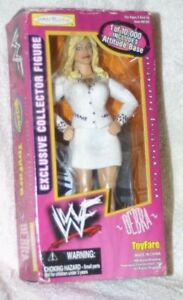 Debra - Toyfare Exclusive Limited Edition Figure - WWE WWF Jakks BCA Divas NIB