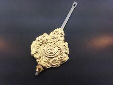 Kitchen Clock Pendulum Antique Reproduction  Cupid Design