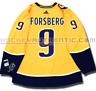 FILIP FORBSERG NASHVILLE PREDATORS HOME AUTHENTIC PRO ADIDAS NHL JERSEY