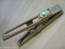 Potente PINZA de MASA 300 Amp tamaño corto de Soldadura válida Soldador Inverter