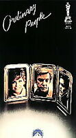 Ordinary People VHS Paramount 1991 Robert Redford Mary Tyler Moore Cult