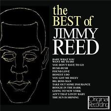 JIMMY REED - THE BEST OF (NEW SEALED CD) ORIGINAL RECORDING