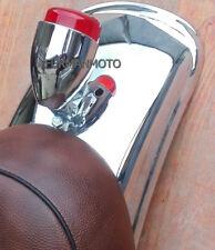 Cafe Racer Umbau Projekt Schutzblech Heck hinten NEU CHROM / Rear Fender NEW