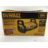 DEWALT DCB1800M3T1 Portable Power Station with (3) 4.0 Ah & (1) 6.0 Ah Batteries