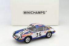 Minichamps 1/18 Porsche 911 S - 24h du Mans 1971 107716836