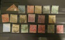 Cape of Good Hope 19 stamps including Scott #3 VERY HIGH CV