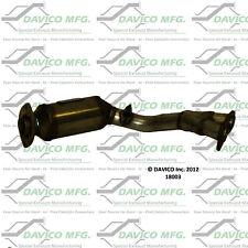 Exact-Fit Catalytic Converter fits 2000-2004 Toyota Tacoma  DAVICO MFG EPA