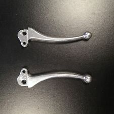 Brake & clutch levers pair in alloy for Vespa PX (non disc brake)