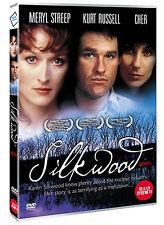 Silkwood /  Mike Nichols, Meryl Streep, Kurt Russell, Cher (1983) - DVD new