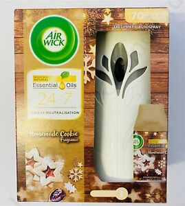 AIRWICK FRESHMATIC AUTOSPRAY HOMEMADE COOKIE FRAGRANCE