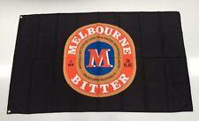 Melbourne Bitter Beer Banner Flag - Man Cave Victoria Carlton United Breweries