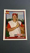 ADAM DUNN 2006 TOPPS WAL-MART EXCLUSIVE BASEBALL CARD # WM28 A9253