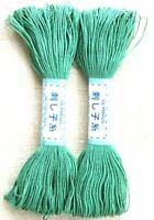 Sashiko 100/%Cotton Ultramarine Blue Thread~22 Yards~Sewing~Quilting~#23