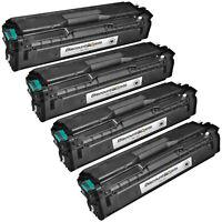 4 CLT-K506L for Samsung CLP-680 BLACK Toner Cartridge CLP-680ND CLX-6260F Series