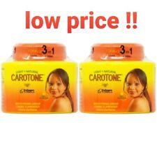 Carotone Cream Brightening 135Ml dsp10 4.5oz.Light Natural Original (Packs)
