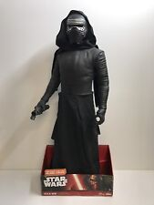 "KYLO REN- STAR WARS THE FORCE AWAKENS Mattel -31""BIG FIGZ- Wrestling Figure"